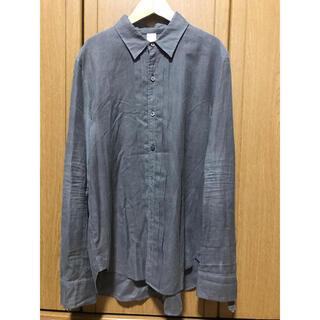アタッチメント(ATTACHIMENT)のアタッチメント ATTACHMENT 長袖シャツ ドレスシャツ(シャツ)