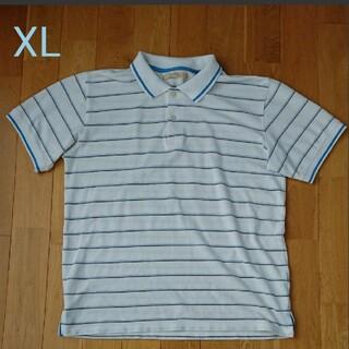 グローバルワーク(GLOBAL WORK)のグローバルワーク 半袖 ポロシャツ メンズ XL(ポロシャツ)