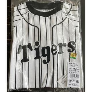 阪神タイガース - 新品未開封/阪神タイガース半袖ロンパース/THR-A010 サイズ80センチ