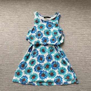 アズールバイマウジー(AZUL by moussy)の子供服 AZUL  ワンピース (120㎝)(ワンピース)