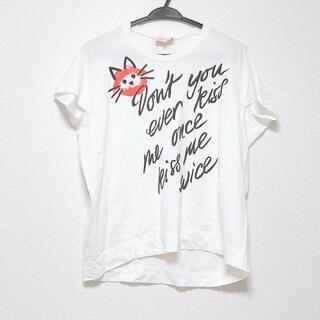 ヴィヴィアンウエストウッド(Vivienne Westwood)のヴィヴィアンウエストウッドレッドレーベル(カットソー(半袖/袖なし))