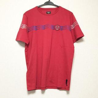 フェンディ(FENDI)のフェンディ サイズ52 L メンズ美品  -(Tシャツ/カットソー(半袖/袖なし))