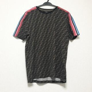 フェンディ(FENDI)のフェンディ サイズXXL XL メンズ美品  -(Tシャツ/カットソー(半袖/袖なし))