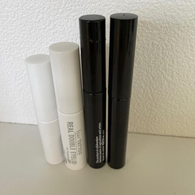 K-Palette(ケーパレット)のアイプチ 4点セット LAQUALI ulupetit k-pallete コスメ/美容のベースメイク/化粧品(アイテープ)の商品写真
