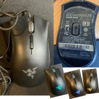 レイザー(LAZER)のRAZER ゲーミングマウス(PC周辺機器)