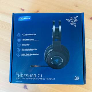 レイザー(LAZER)の[美品] Razer Thresher 7.1 PS4 PS5 対応 7.1ch(ヘッドフォン/イヤフォン)
