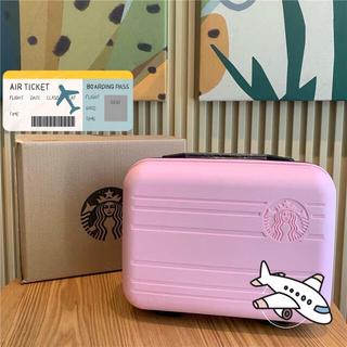 スターバックス スタバ スーツケース  ピンク 旅行 キャリーバッグ(スーツケース/キャリーバッグ)