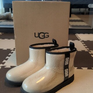 UGG - UGG アグ CLASSIC CLEAR MINIⅡ クラシッククリアミニ