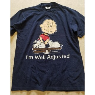 リー(Lee)のヴィンテージ★LeeスヌーピーTシャツ(Tシャツ/カットソー(半袖/袖なし))