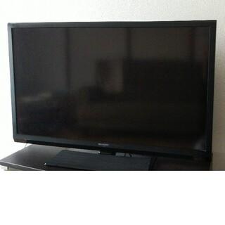 アクオス(AQUOS)のAQUOS 40インチテレビ本体(テレビ)