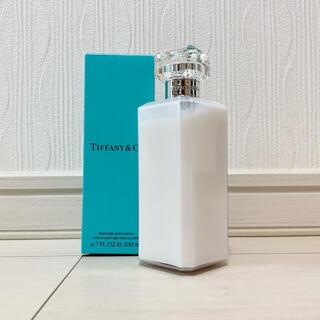 ティファニー(Tiffany & Co.)のティファニー  ボディーローション 200ml (ボディローション/ミルク)