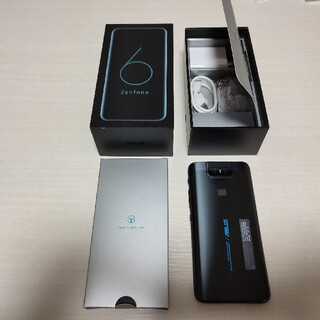 ASUS - Zenfone 6 ZS630KL 国内版 ブラック ジャンク