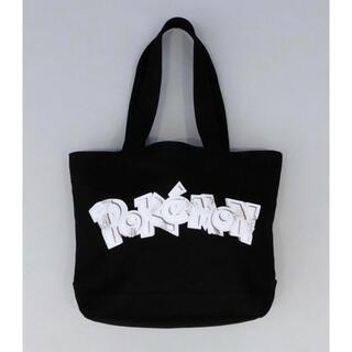 ポケモン(ポケモン)のDaniel Arsham Pokemon 2G Tote Bag(キャラクターグッズ)