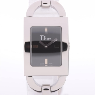 Christian Dior - クリスチャンディオール マリススクエア SS   レディース 腕時計
