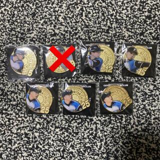 北海道日本ハムファイターズ - 日本ハム 選手 2020 プレイヤーズメダル