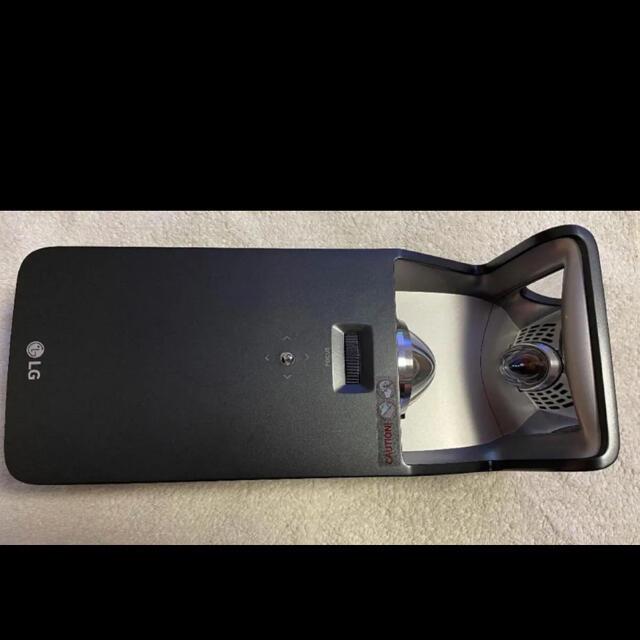 LG Electronics(エルジーエレクトロニクス)のLG 超短焦点プロジェクター PF1000UG スマホ/家電/カメラのテレビ/映像機器(プロジェクター)の商品写真