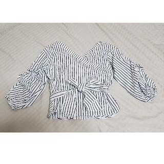 ムルーア(MURUA)のMURUA トップス(シャツ/ブラウス(半袖/袖なし))