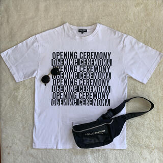 オープニングセレモニー(OPENING CEREMONY)のOPENING CEREMONY tops(Tシャツ(半袖/袖なし))