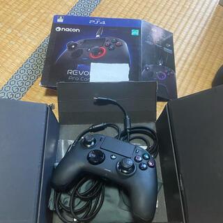 プレイステーション4(PlayStation4)のnacon pro controller2 revolution 不良品(その他)
