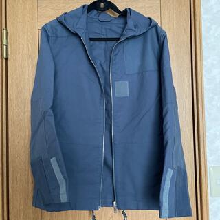 ルイヴィトン(LOUIS VUITTON)の送料込《ルイヴィトン》メンズ46(日本M位)フードカジュアルジップジャケット(ブルゾン)