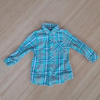 エニィファム(anyFAM)のエニィファム シャツ 100cm(Tシャツ/カットソー)