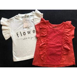 ブランシェス(Branshes)のtシャツ  2枚セット ブランシェス 西松屋(Tシャツ)