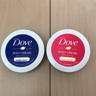 ユニリーバ(Unilever)のDove ボディクリーム2種類(ボディクリーム)