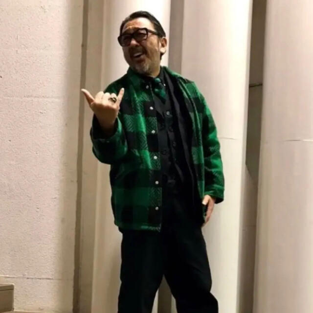 TENDERLOIN(テンダーロイン)の希少!TENDERLOIN T-BUFFALO COACH JKT バッファロー メンズのジャケット/アウター(ブルゾン)の商品写真