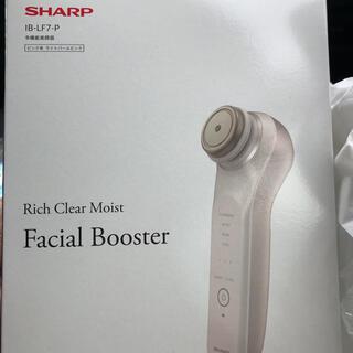 SHARP - 即決 未使用品▼シャープ IB-LF7-P 多機能美顔器 ライトパールピンク