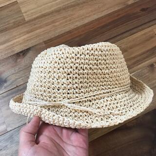ムジルシリョウヒン(MUJI (無印良品))の無印 MUJI 帽子 52cm(帽子)