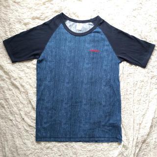 アディダス(adidas)のadidas neo ✴︎ 新品!未使用! デニム ロンT ラグランT (Tシャツ/カットソー(七分/長袖))