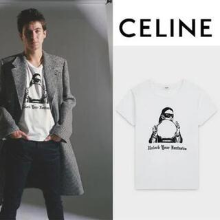 セフィーヌ(CEFINE)の【美品】CELINE 19AW セリーヌ CODY DEFRANCO コラボ(Tシャツ/カットソー(半袖/袖なし))