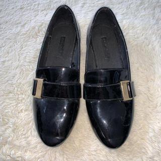 ザラ(ZARA)のzara siz37(ローファー/革靴)