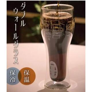 ジブリ(ジブリ)の☆新品未使用☆ 千と千尋の神隠し ダブルウォールグラス(グラス/カップ)