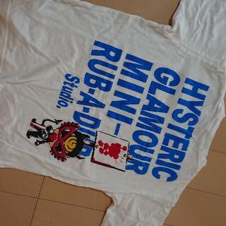 ヒステリックミニ(HYSTERIC MINI)の売り切り!ヒスミニ ミニちゃん バクプリ 胸ポケ Tシャツ 120(Tシャツ/カットソー)
