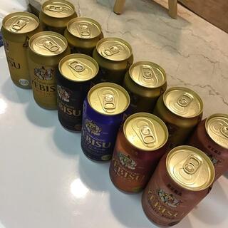エビス(EVISU)のエビスビール セットで(ビール)