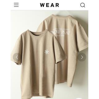 スノーピーク(Snow Peak)のSnowPeak×relume別注 Dyed Color Cotton Tシャツ(Tシャツ/カットソー(半袖/袖なし))