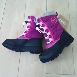 ハイテック(HI-TEC)のHI-TEC ハイテック キッズ スノーブーツ 靴 20cm(ブーツ)