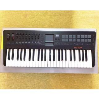 コルグ(KORG)の49 鍵盤 KORG TRITON taktile TRTK-49(MIDIコントローラー)
