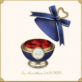 Les Merveilleuses LADUREE - 新品 LADUREE クリスマスコフレ 限定品 ラデュレ チーク
