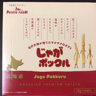カルビー(カルビー)のカルビー じゃがポックル 18g×6袋入り☆(菓子/デザート)