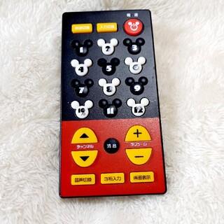ディズニー(Disney)の色々なテレビに使用可能!!ミッキーリモコン(その他)