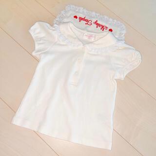 シャーリーテンプル(Shirley Temple)の専用です❤️  シャーリーテンプル セーラーカットソー(Tシャツ/カットソー)