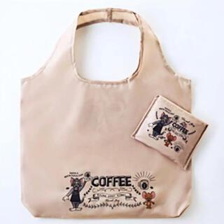 タリーズコーヒー(TULLY'S COFFEE)のタリーズ トムとジェリー エコバッグ 新品 未開(エコバッグ)