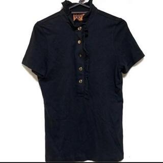 トリーバーチ(Tory Burch)のトリーバーチ 半袖ポロシャツ サイズS(ポロシャツ)