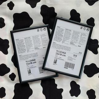 イケア(IKEA)の額縁(写真額縁)