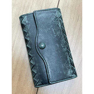ボッテガヴェネタ(Bottega Veneta)のボッテガヴェネタ キーケース 6連 黒(キーケース)