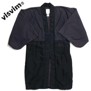 ヴィスヴィム(VISVIM)の18SS visvim YUKATA MIL COAT (GIZA C/NY) (ミリタリージャケット)