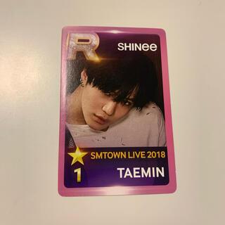 SHINee テミン トレカ(K-POP/アジア)
