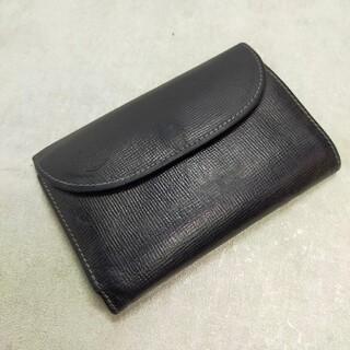 ホワイトハウスコックス(WHITEHOUSE COX)のWhitehouse cox レザーウォレット 2つ折り財布(折り財布)